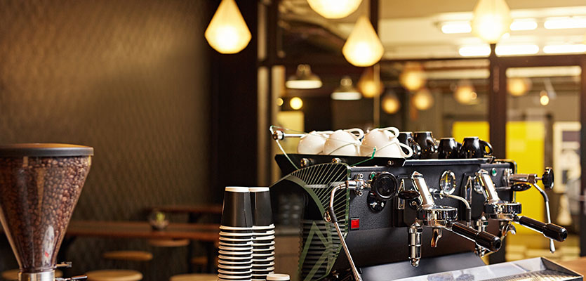 Keep Coffee Shops Comfy with Heating & Air Conditioning HVAC & Air Conditioning