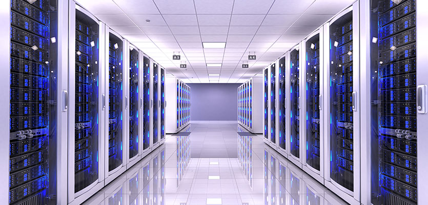 Server Room Design : Precise temperature control system for your server room