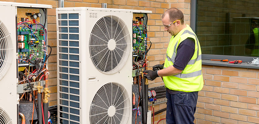 Air Conditioning Installation for Commercial, Industrial & Businesses HVAC & Air Conditioning