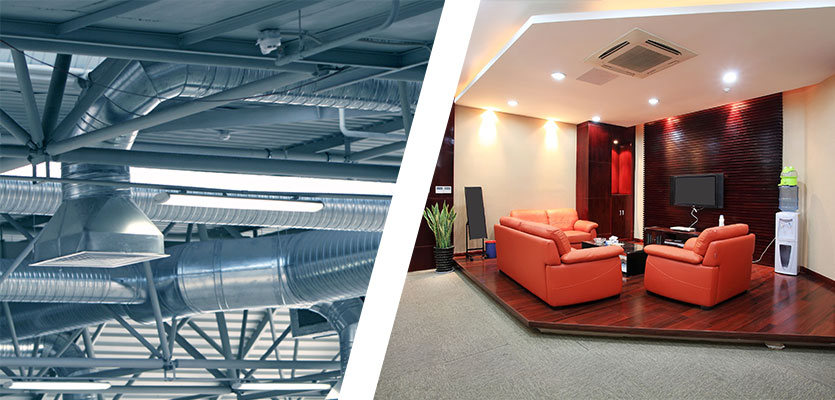 Commercial, Industrial & Business Air Conditioning HVAC & Air Conditioning