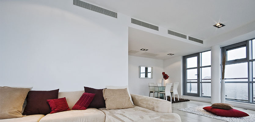 Air Source Heat Pumps for Residential & Home HVAC & Air Conditioning