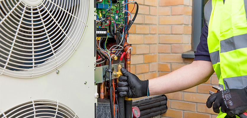 Air conditioning maintenance for residential home for Innovative heating and air conditioning